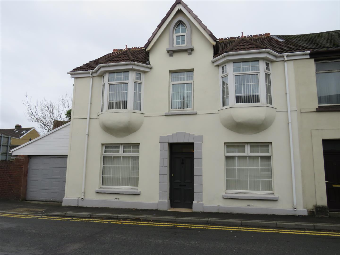 featured property Willow Estates Llanelli